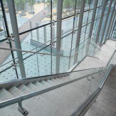 Glaswande Aussen VSG Glas Klar