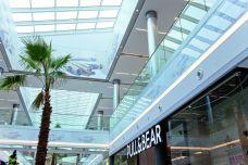 Atrium aus 3-fach Isolierglas