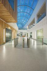 Atrium VSG aus ESG Glas Klar