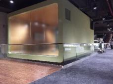 Glaswande Aussen - VSG Glas (Matt)