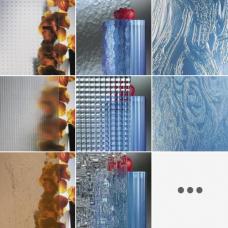 Kühlschrank Glasboden Sicherheits ESG Glas Struktur, Design Glas Boden, Masterglas ESG, Gemüsefach Einlegeboden, Polierte Kante