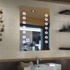 LED-Spiegel Flower