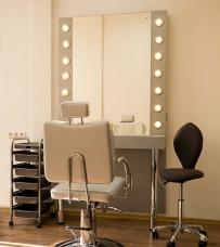 Spiegel für Frisörsalon