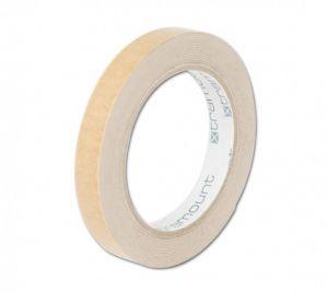 Spiegelklebeband Xtramount, Breite - 15mm, Dicke - 0,8mm, Länge - 5m