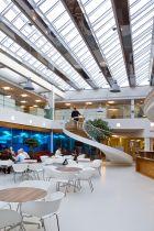 Atrium aus 2-fach Isolierglas