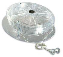Belüftungseinheit, Ausführung - offen, Glasbohrung - ø 121 mm