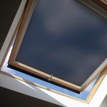 Dachverglasung aus VSG aus ESG getöntes Glas Matt