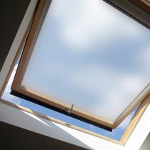 Dachverglasung aus VSG aus ESG Glas (Matt)