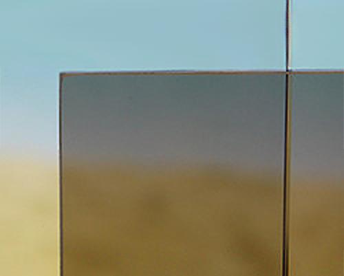 ESG Einscheibensicherheitsglas getönt durchsichtig
