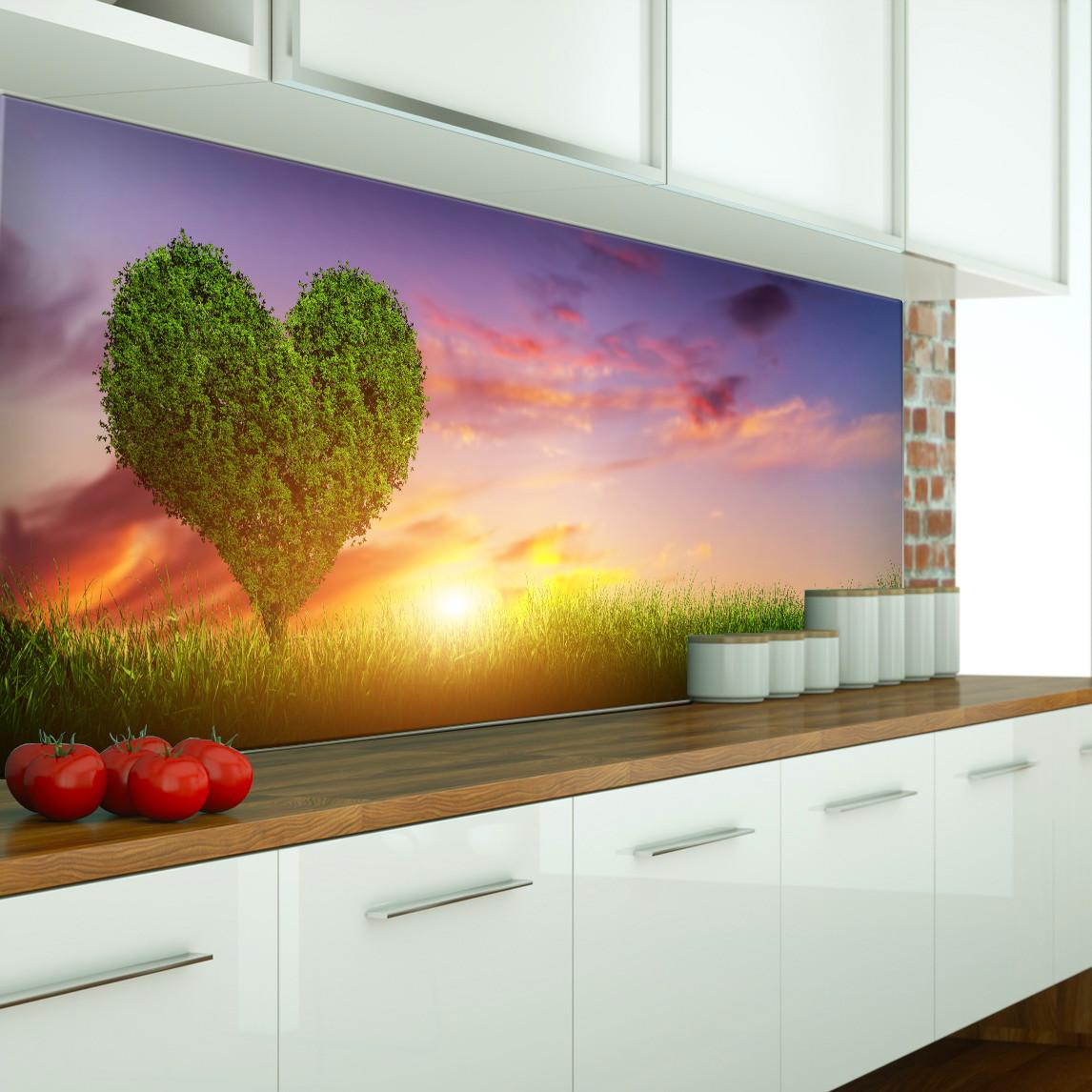 ESG Küchenrückwand Motiv Fotodruck